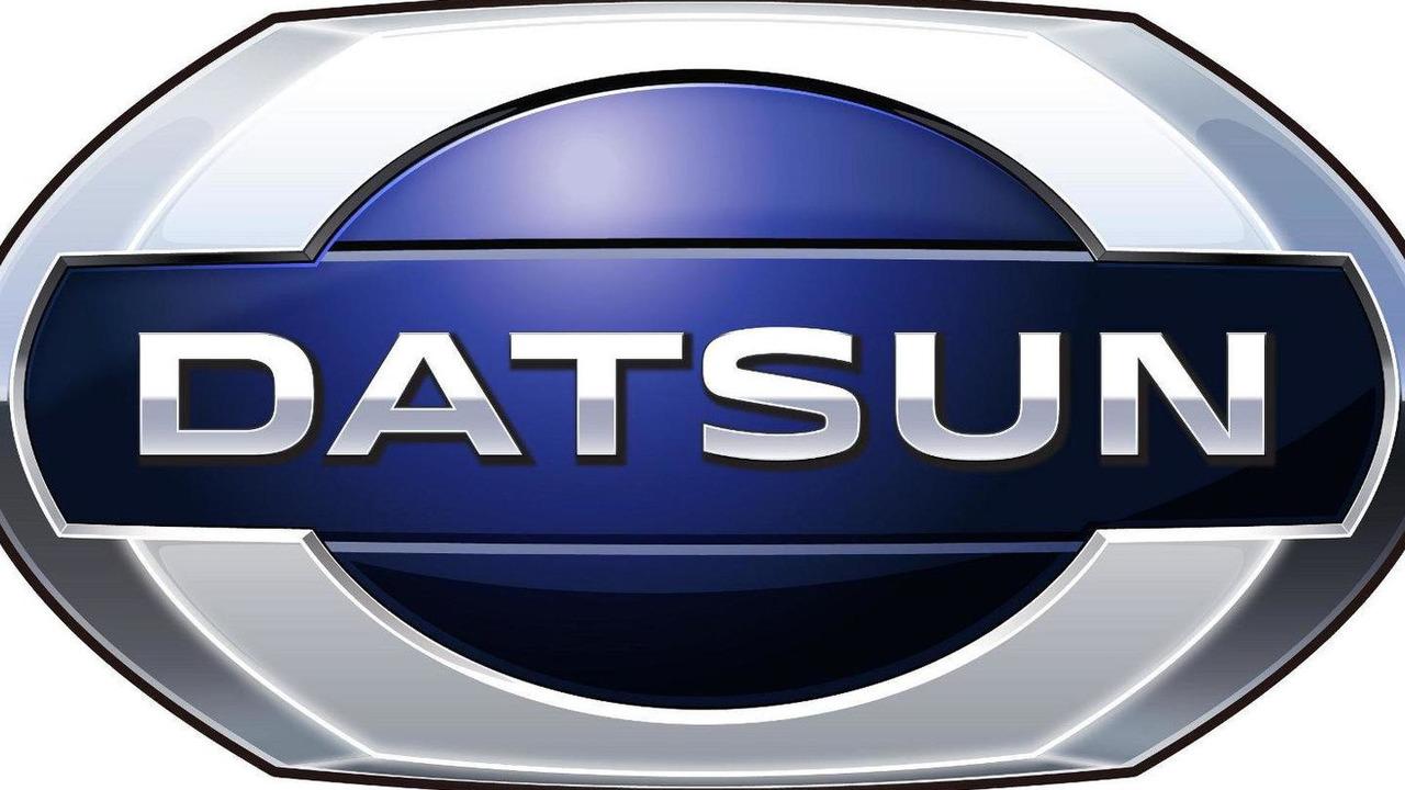 New Datsun brand logo 20.03.2012