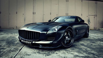 Kicherer Supercharged GT announced - based on the Mercedes SLS AMG