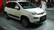 2012 Fiat Panda 4x4 at Paris Motor Show