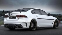 Jaguar XE S by Arden