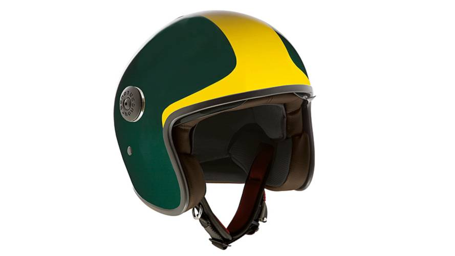 Tucano Urbano presenta la línea Racing Collection de su casco El' Jet