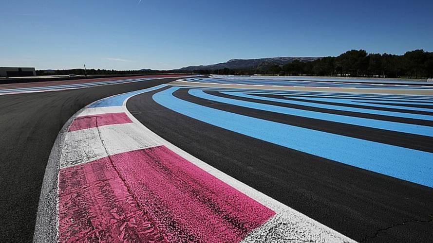 Los horarios del GP de Francia, condicionados por el Mundial de fútbol