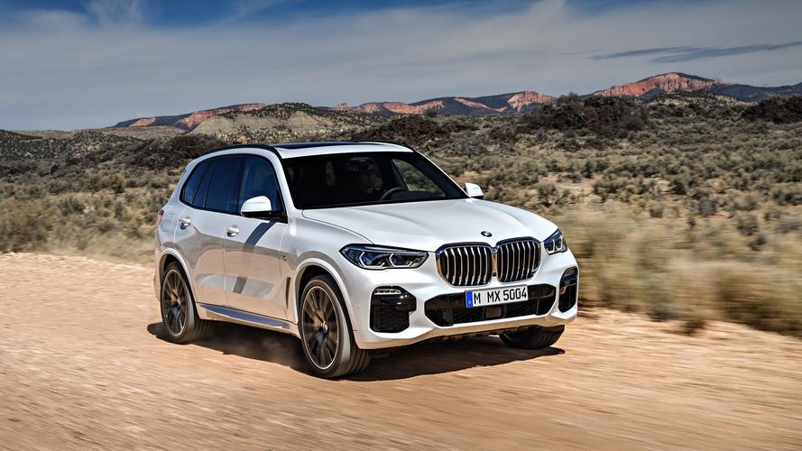 Novo BMW X5 cresce e estreia painel digital da marca