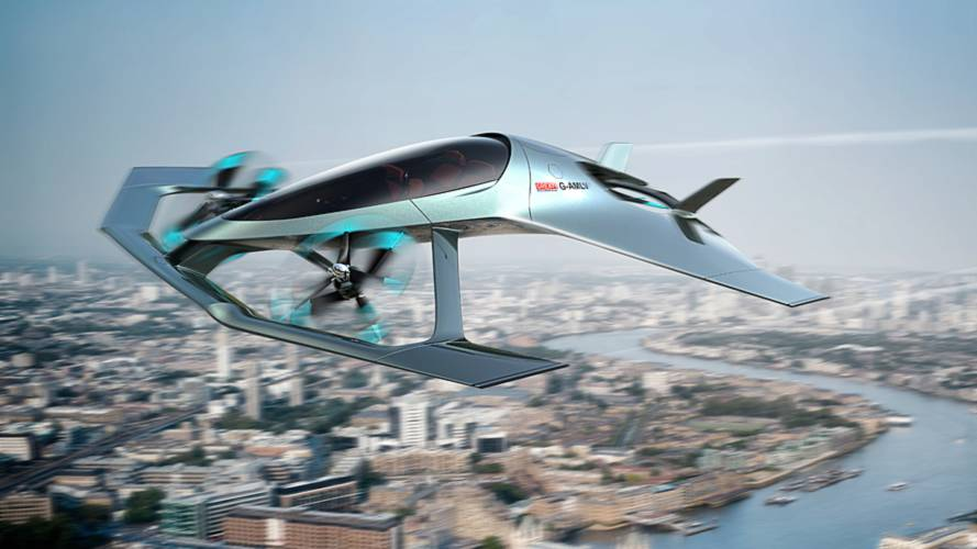Aston Martin takes to the skies with new concept