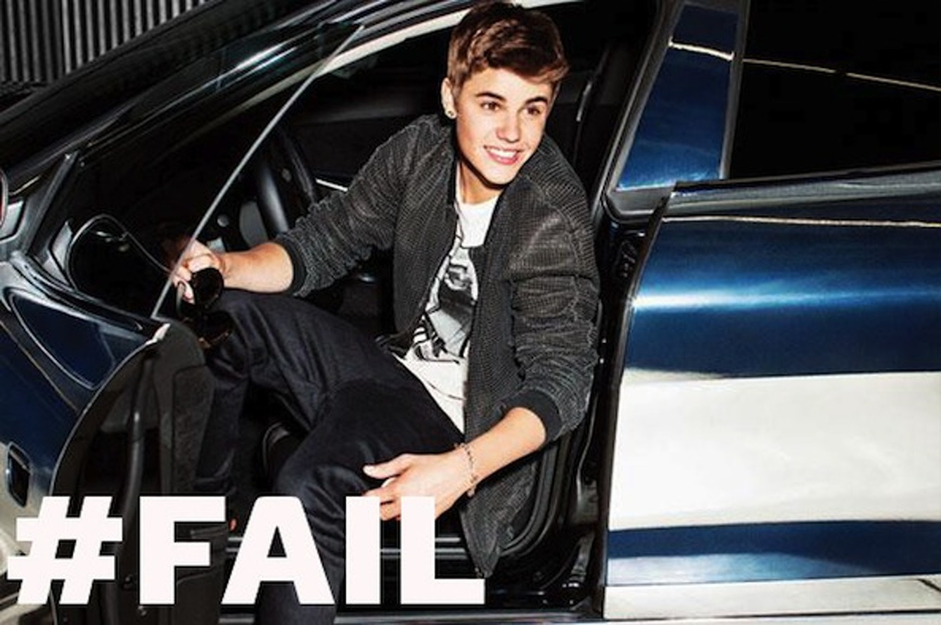 Justin Bieber Investigated for Reckless Driving in LA
