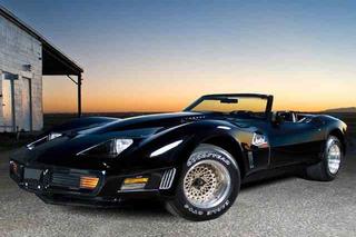 Try Not to Drool Over This Custom 1979 Duntov Turbo Corvette