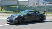 Porsche 911 GT2 RS Spy Photos