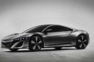 Most Popular: 2012 Acura NSX