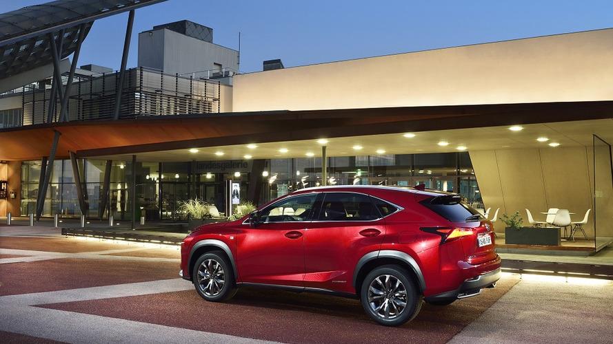 LEXUS, SUV pazarında güçleniyor