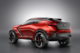 Nissan Gripz Concept Signals a Sporty Crossover, Hints at Future Z Styling