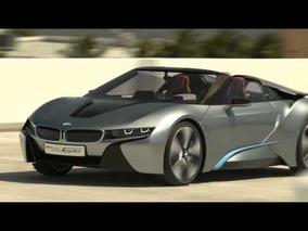 BMW i8 Concept Spyder Driving Scene