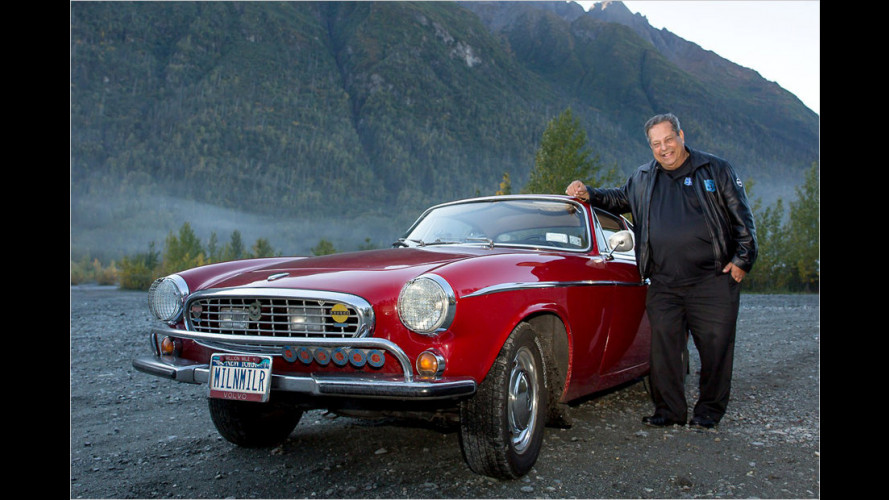 Der Drei-Millionen-Volvo