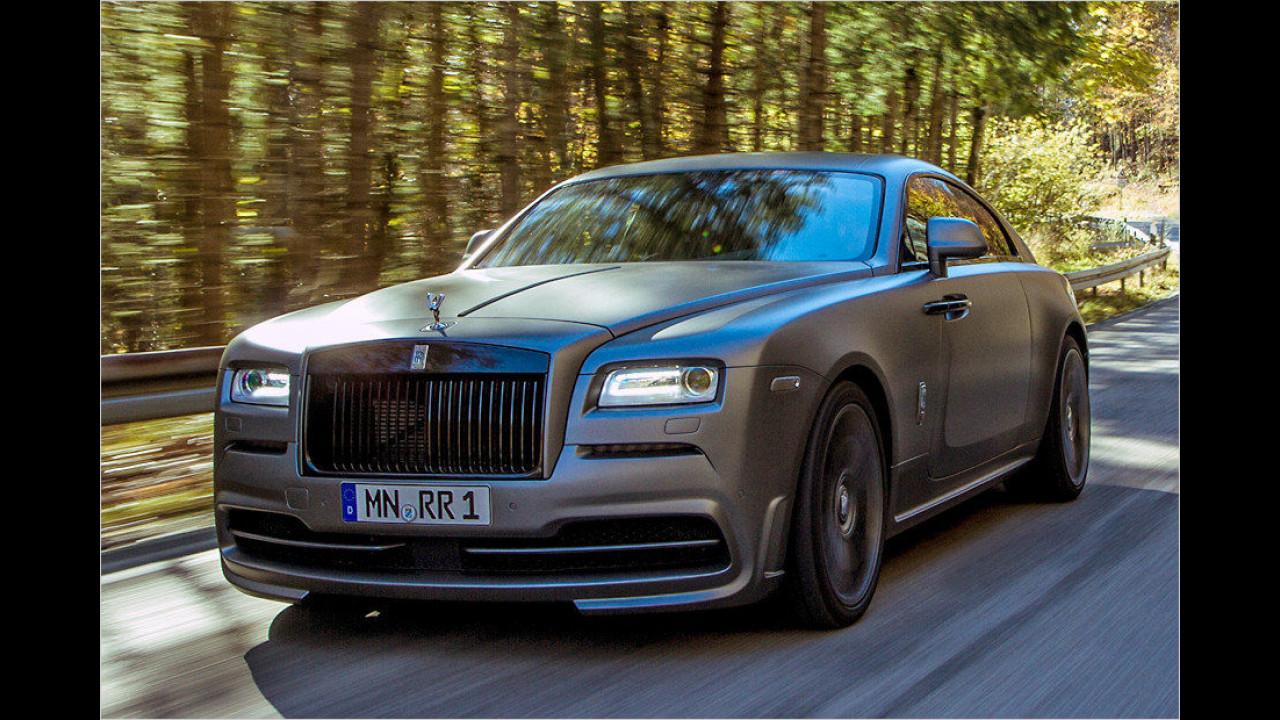 Spofec Rolls-Royce Wraith (2014)