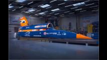 Das ist das schnellste Auto der Erde