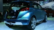 Mitsubishi cX Concept at Frankfurt
