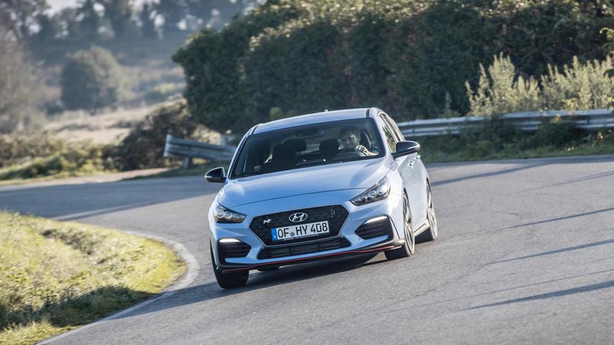 2018 Hyundai i30 N Performance İlk Sürüş İncelemesi