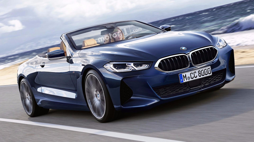 BMW 8 Series Coupe / Cabrio Rendering | Motor1.com Photos