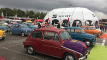 SEAT 600 Record Guinness 2017