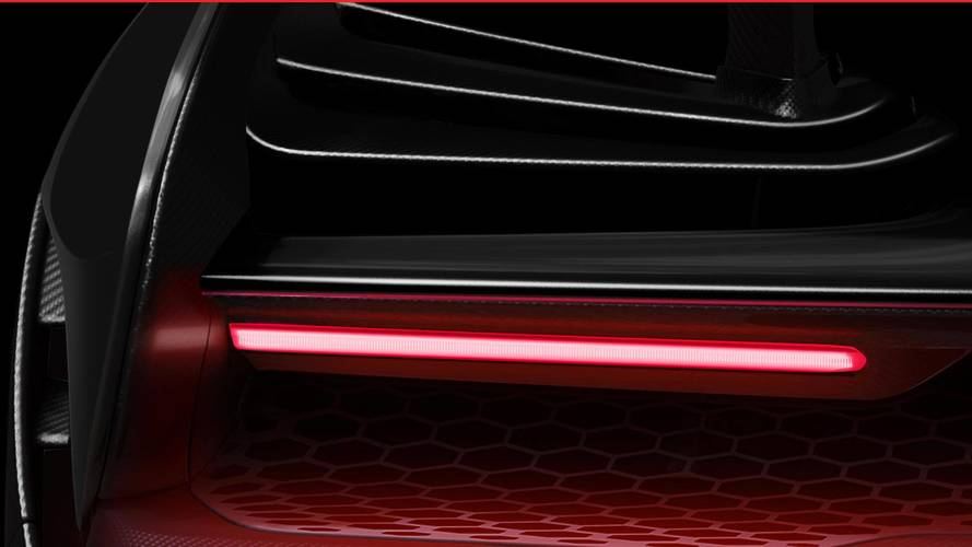 McLaren Ultimate Series Hypercar Teased Before December 10 Reveal