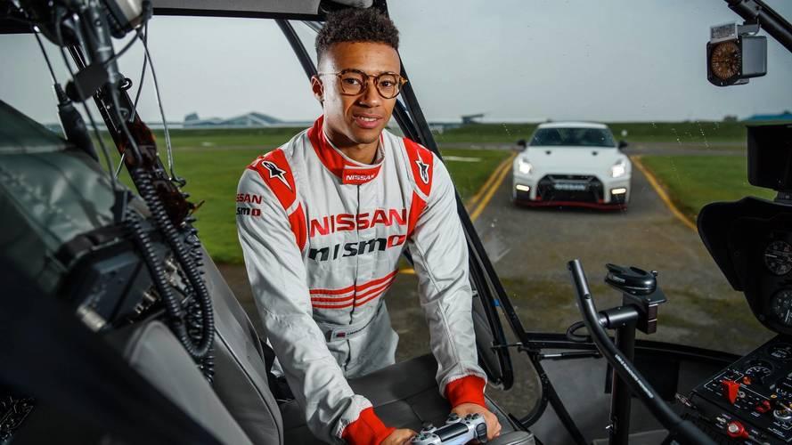 Nissan GT-R /C radiocontrol
