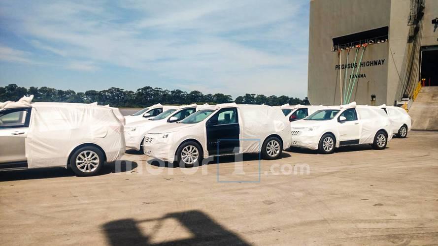 Flagra Chevrolet Equinox LT 2018