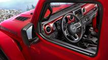 Jeep Wrangler 2018 fotos interior