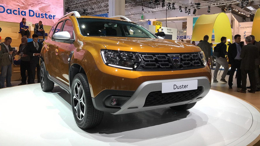Novo Duster é mostrado por completo na versão Dacia