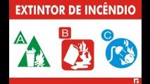 Contran prorroga exigência dos extintores ABC para o dia 1º de julho