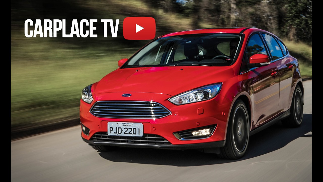 CARPLACE TV: os detalhes do novo Ford Focus 2016