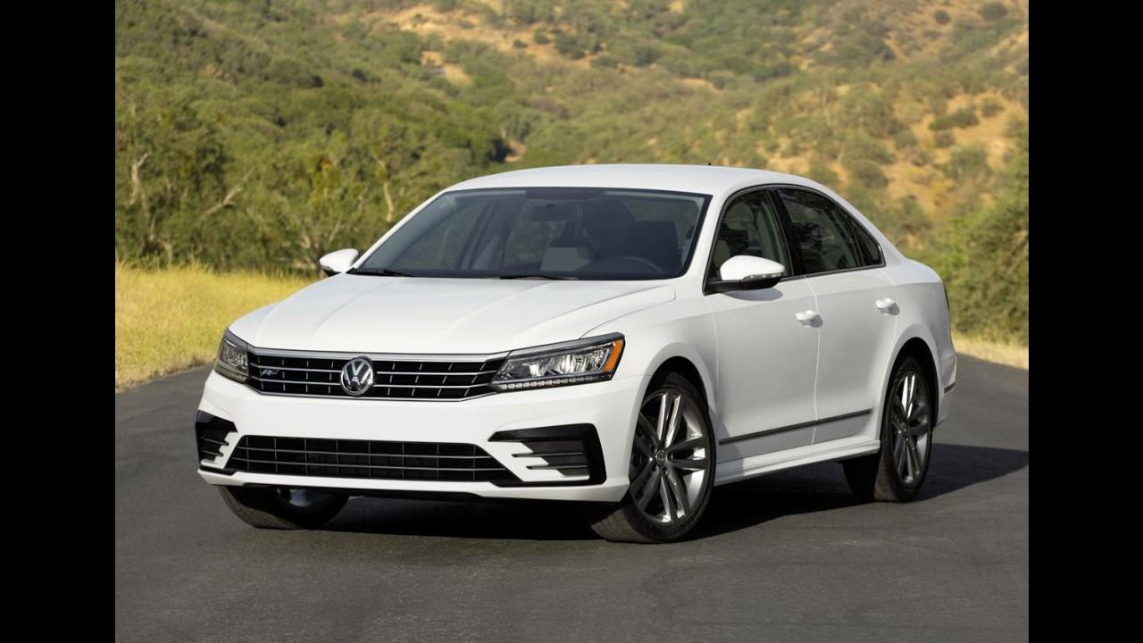 Vendas do VW Golf despencam 64% nos Estados Unidos em novembro