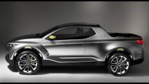 'Anti-Hilux': Hyundai considera picape maior que a Santa Cruz