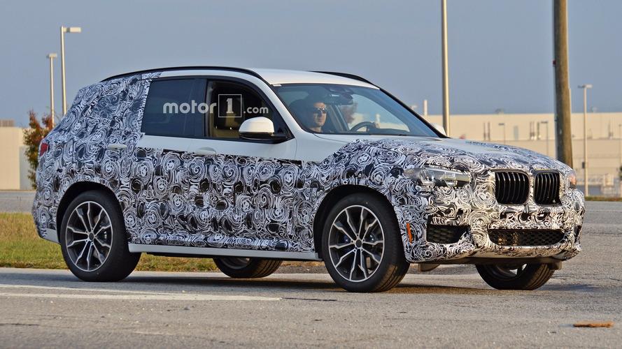 2018 BMW X3 biraz büyüse selefini andırıyor