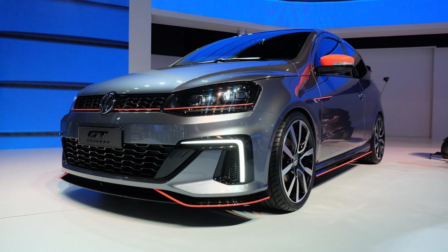 VW Gol GT concept races into Sao Paulo Motor Show