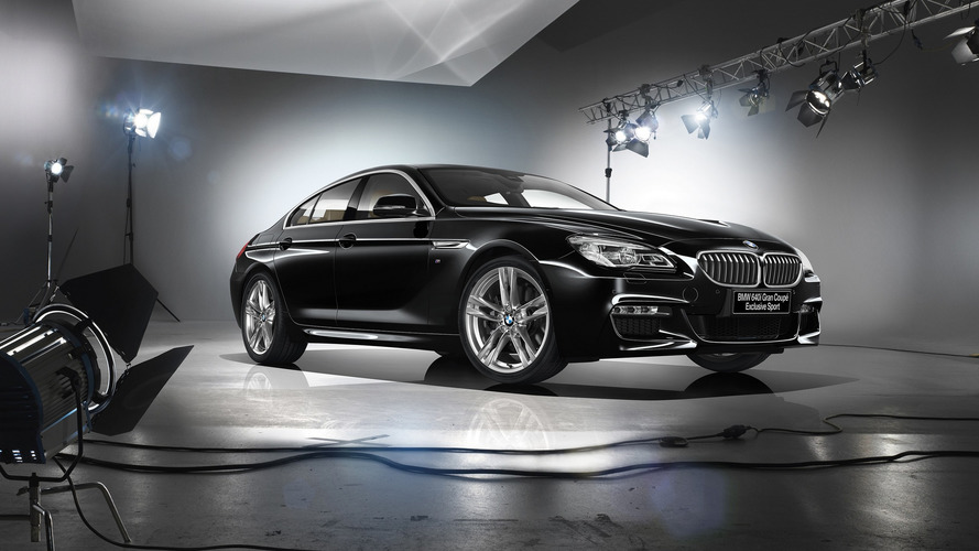 BMW 6 Series Gran Coupe special edition is not so special