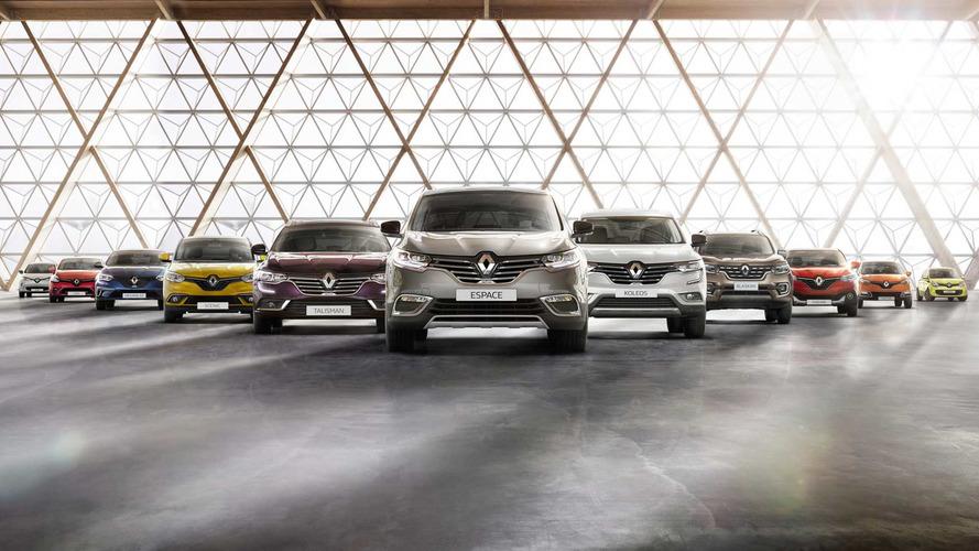 Renault, líder de ventas en España durante 2016