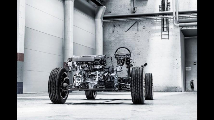 Filho da Geely e Volvo, Lynk & Co 01 é o