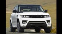 Range Rover: modelo maior que o Evoque será baseado no Jaguar F-Pace