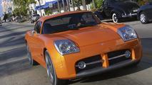 2002 Dodge Razor concept