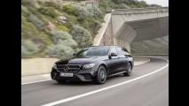 Nova Mercedes Classe E Estate 2017 é revelada; versão E43 AMG vai a 401 cv