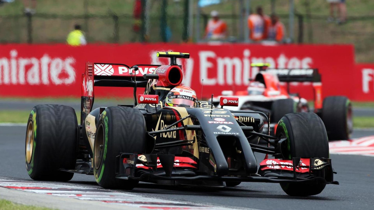 Pastor Maldonado (VEN), 26.07.2014, Hungarian Grand Prix, Budapest / XPB