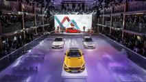Mercedes AMG GT live in Paris