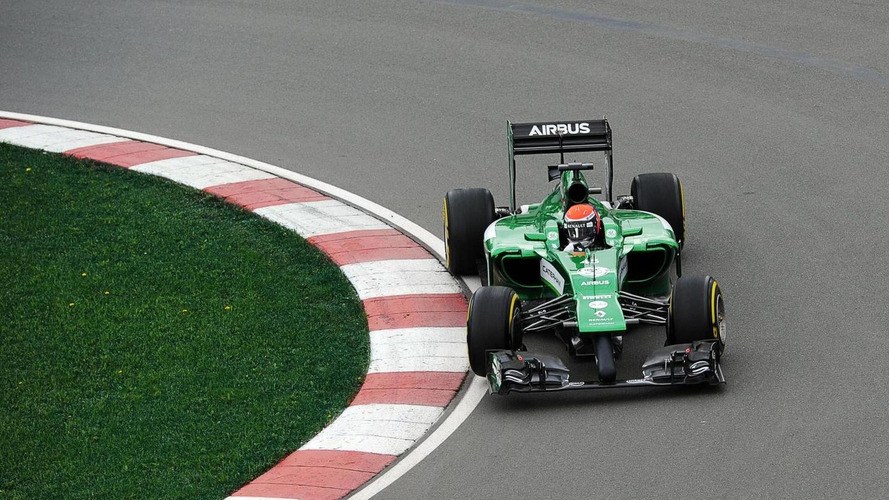 Rossi one of many departures at Caterham