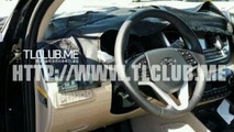 2016 Hyundai ix35 / Tucson spy photo / TLClub