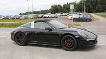 2016 Porsche 911 Targa GTS spy photo