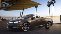 2016 Buick Cascada Convertible unveiled with 200 bhp [video]