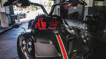 Pagani Huayra La Monza Lisa special edition