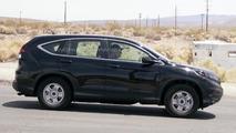 2016 Honda CR-V facelift spied hot weather testing in Death Valley