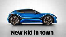 nanoFlowcell Coupe Concept teaser