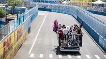 Formula E race in New York