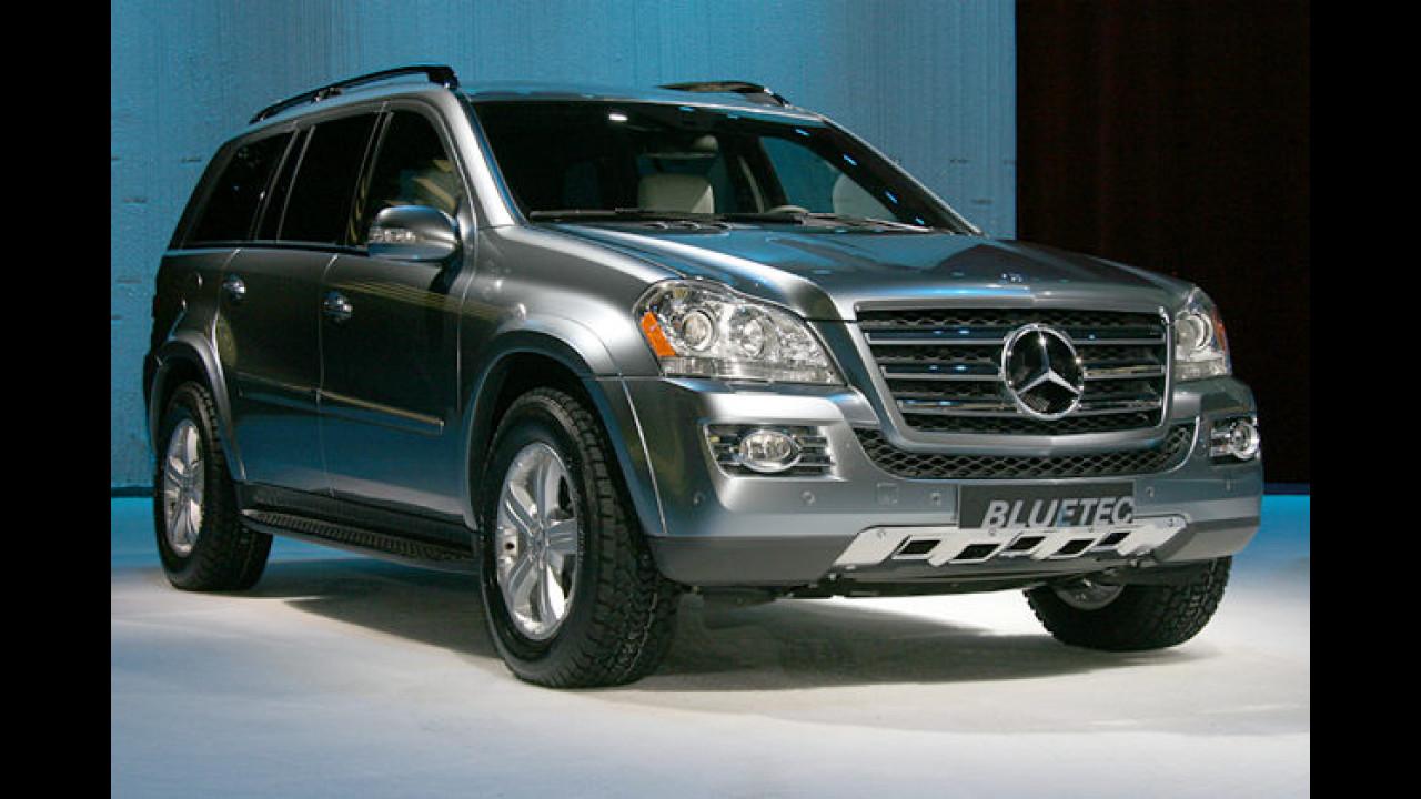 Mercedes-Benz Vision GL 420 Bluetec